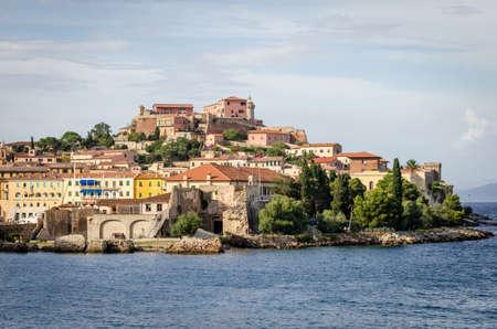 Portoferraio, Isola d'Elba (Italia) Archivio Fotografico - 38009035