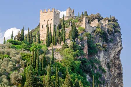 pictoresque: Castello di Arco - Arco Castle (Trentino, Italy)