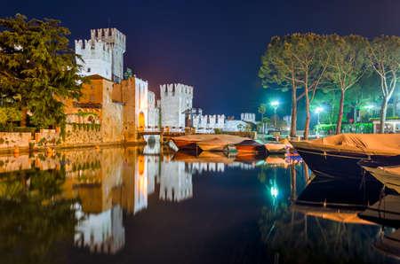 sirmione: Lake Garda, Town of Sirmione (Lombardy, Italy)