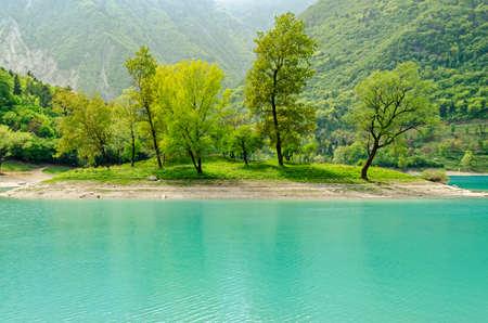 lago: Lago di Tenno (Trentino, Italy)
