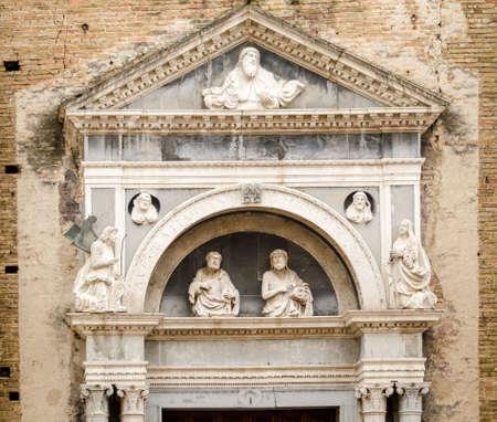 bernardino: Church of San Bernardino, Salo, Lago di Garda