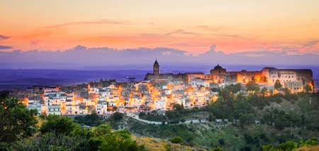 puglia: Minervino Murge, Puglia, Italy