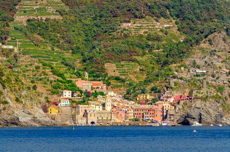 ''cinque terre'': Vernazza, Cinque Terre (Italian Riviera, Liguria)
