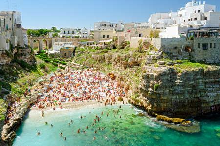 yegua: Polignano a Mare (Puglia Italia)