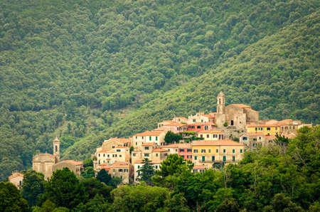isola: Poggio (Isola dElba Italy)