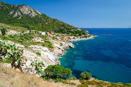 isola: Pomonte (Isola dElba Italy)