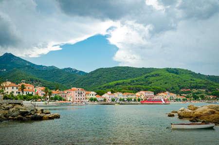 isola: Marciana Marina (Isola dElba Italy)