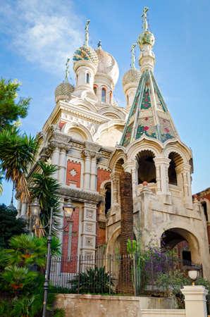 sanremo: Sanremo (Italy) Russian Church