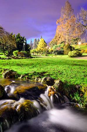giardino: Turin (Torino) Parco del Valentino (Giardino roccioso)