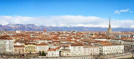 definicion: Tur�n (Torino) panorama de alta definici�n