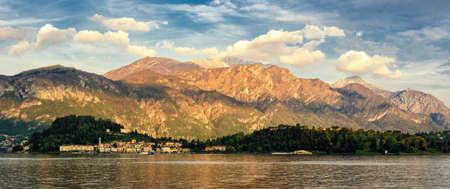 high definition: Bellagio Lago di Como (Lake Como) high definition panorama