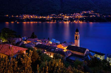 di: Laglio (Lago di Como) Stock Photo