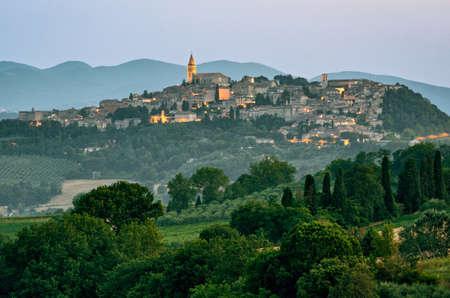 Todi (Umbria Italia)