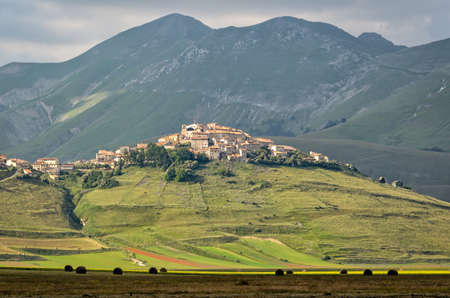 umbria: Castelluccio di Norcia (Umbria)