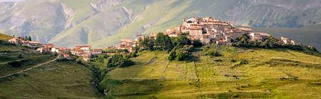 norcia: Castelluccio di Norcia (Umbria)