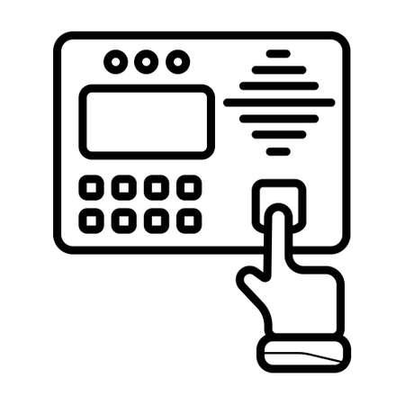 Icona di controllo degli accessi