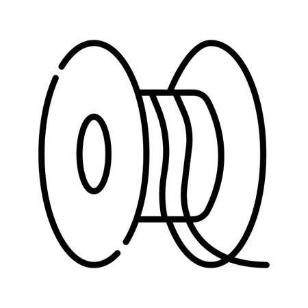 Enrouleur de tuyau industriel