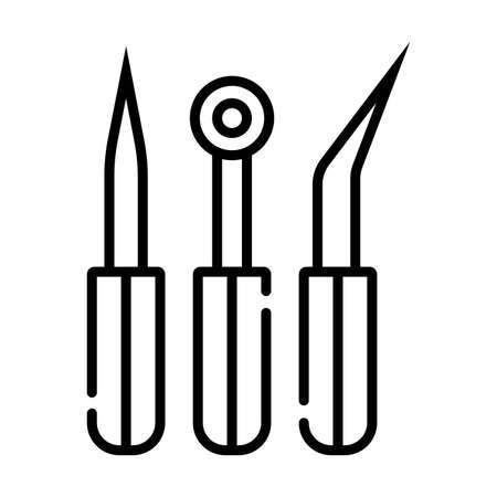 instruments and tools icon