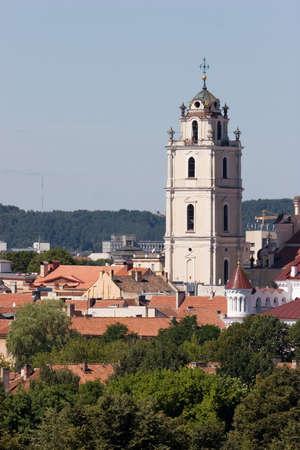 vilnius: Vilnius churches