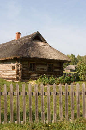 ethnographic: Rumsiskes ethnographic village, Lithuania