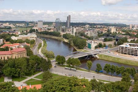 vilnius: Vilnius panorama