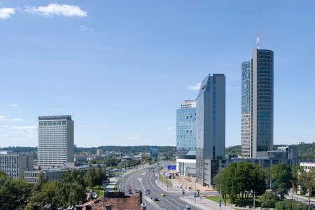 vilnius: Modern Vilnius