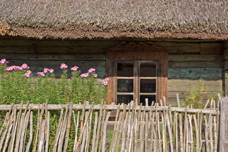 ethnographic: Rumsiskes ethnographic museum in Lithuania