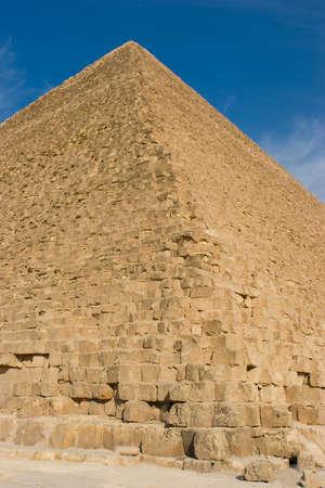 tremendous: Giza pyramids in Egypt
