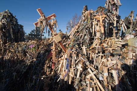 lithuania: Hill of Crosses Lithuania