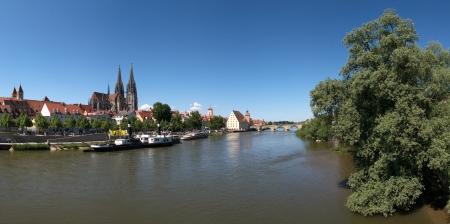 regensburg: Regensburg an der Donau