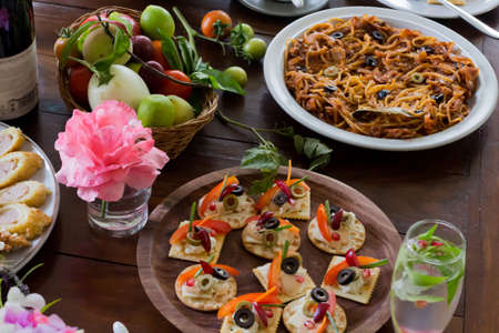 Todays Menu Special dish- from Salon de Kathmandu Restaurant