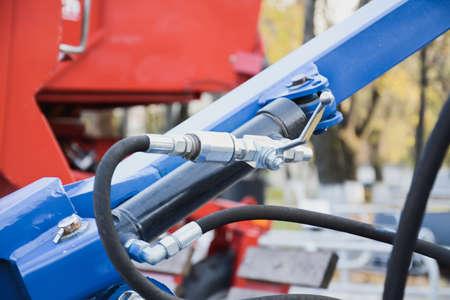 Przewód hydrauliczny maszyn rolniczych
