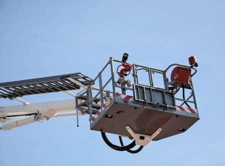 Hydraulic construction cradle