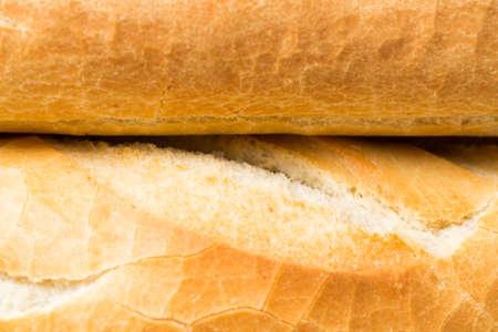 baguette food background studio photo