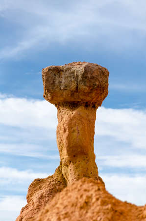 thor's: Thors Hammer and hoodoos at Bryce Canyon National Park