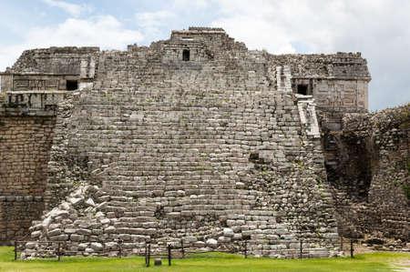 Las ruinas mayas de Chich?n Itz? - Pen?nsula de Yucat?n, M?xico Foto de archivo - 20305745