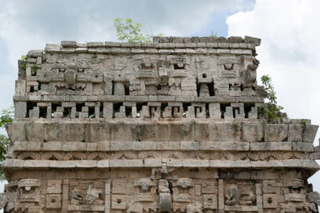 Mayan ruins at Chichen Itza - Yucatan Peninsula, Mexico