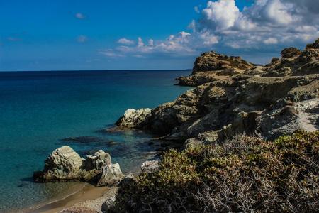 crete: Exotic beaches - Itanos, Crete, Greece