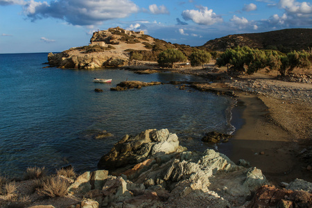 Exotic beaches - Itanos, Crete, Greece