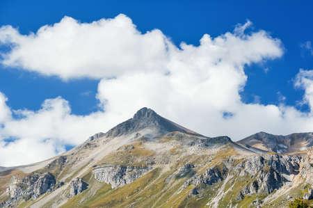 fisht: Mountain range of the Caucasus