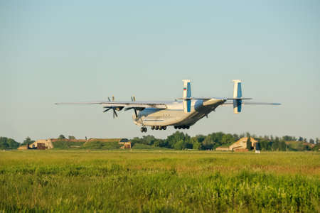 mechanization: The rise of a heavy transport aircraft Antey