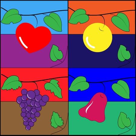 Fruit Stock Vector - 16578661