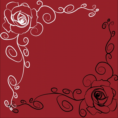 rose 01 Stock Vector - 17240435