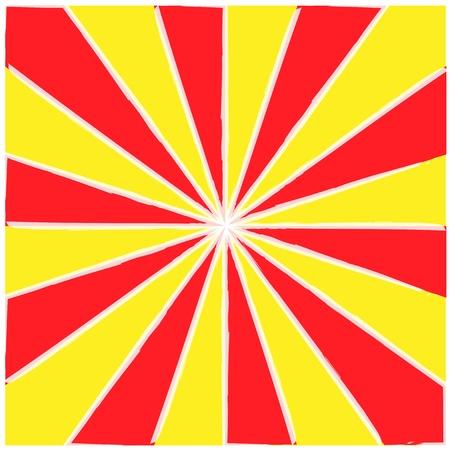 Light rays Stock Vector - 17456084
