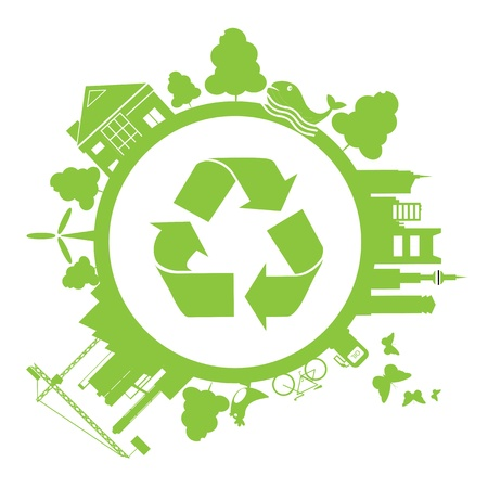 save the earth: save earth green