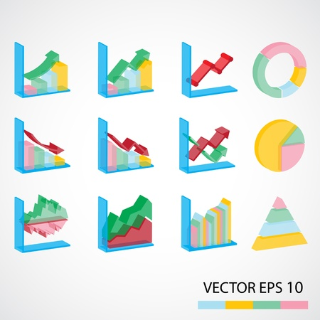 icon graphic stocks Stock Vector - 21324942