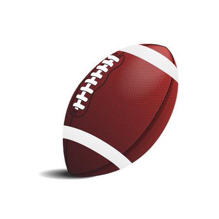 college football: american football ,Illustration