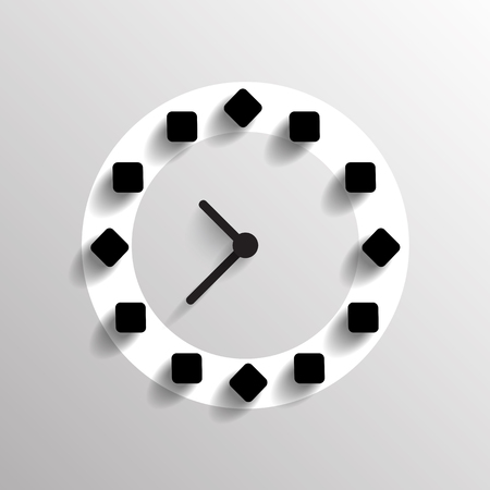 time vector illustration  Vector
