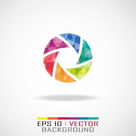 focus Abstract  Vector