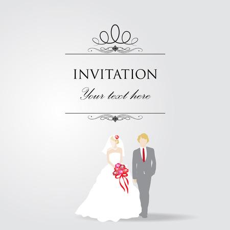 net getrouwd: Just Married Wedding Couple